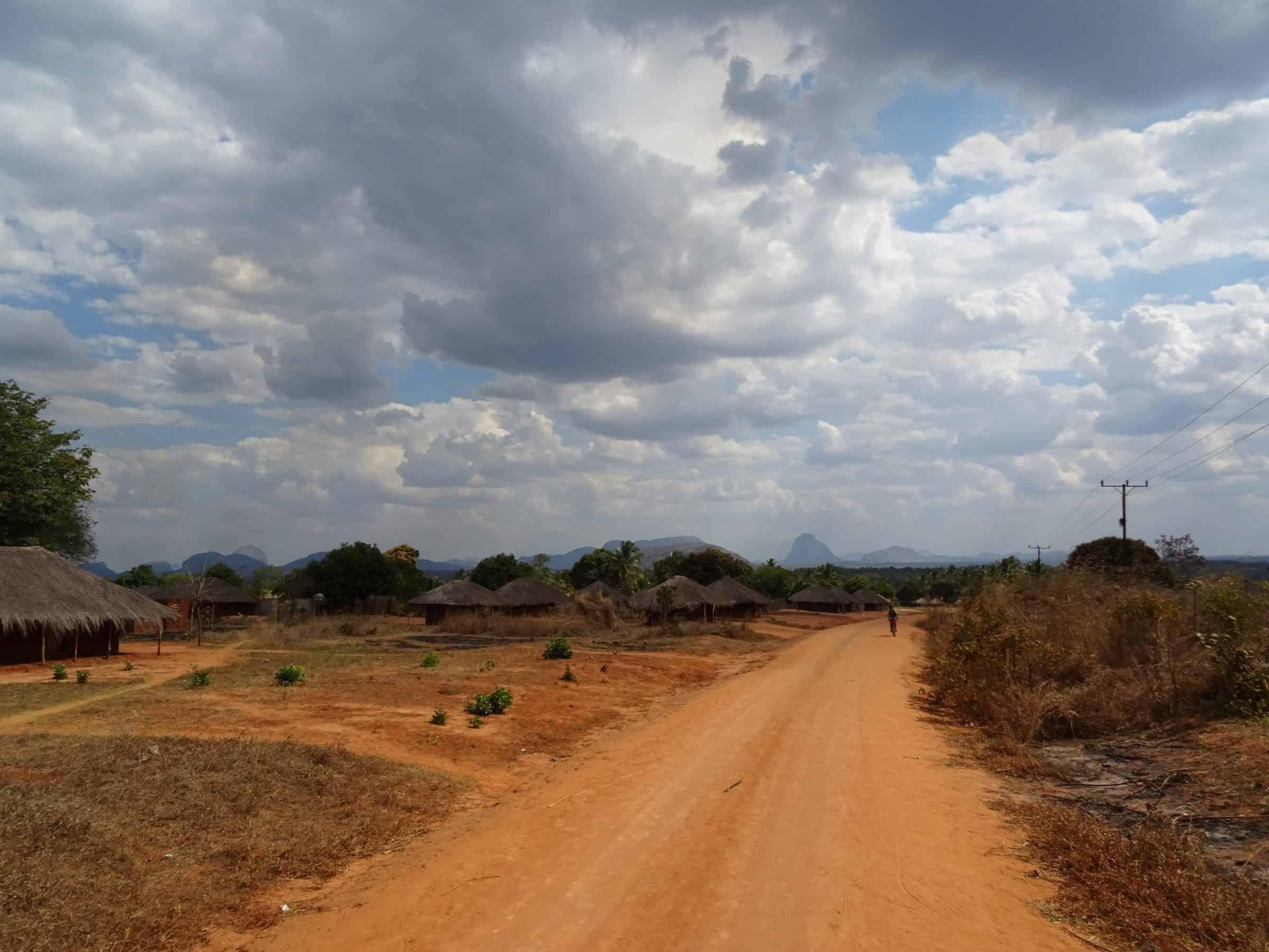 Mozambique track
