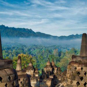 Indonesia-Borobudur Temple
