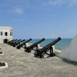 Ghana Cape coast castle