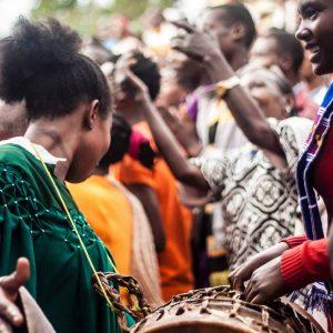 Ghana community celebrations